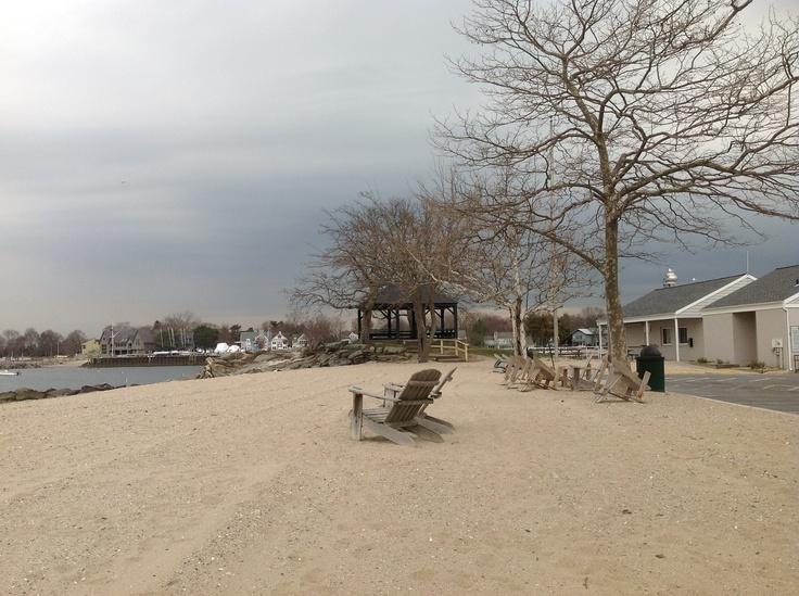 Pear Tree Point Beach - Darien CT