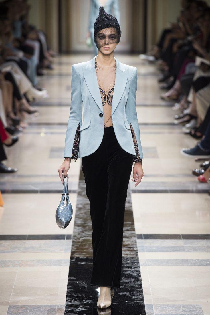 Armani Prive' Fall 2017 couture