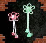 飾り紐 梅結び 菊結び 組み方 簡単 帯締めの房カバーの作り方 付け帯 作り方 簡単 補正下着 きもの用 幸 着物サロン