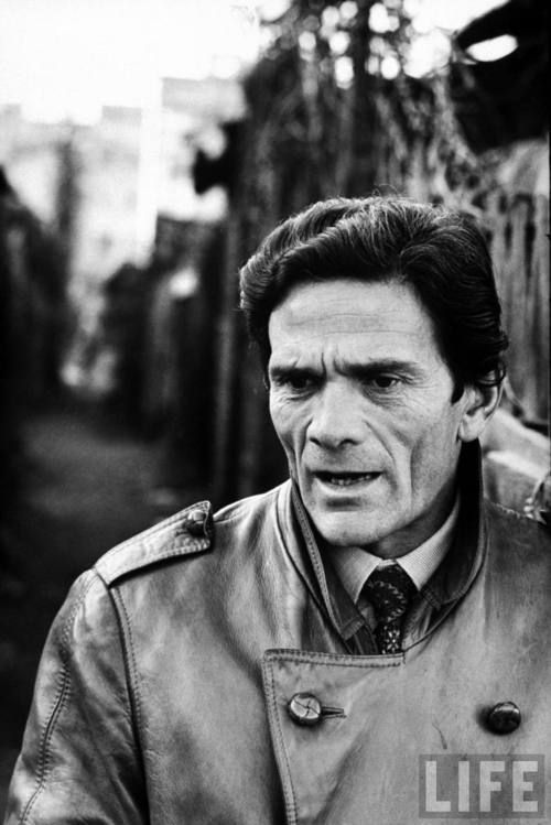 Pier Paolo Pasolini was an Italian film director, poet, writer and intellectual.He demonstrated a unique and extraordinary cultural versatility, becoming a highly controversial figure in the process.
