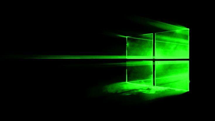 19201080 Green Windows 10 Wallpaper Imgur 4k 4k Green Windows Desktop Wallpaper 1920x1080 Desktop Wallpaper Black