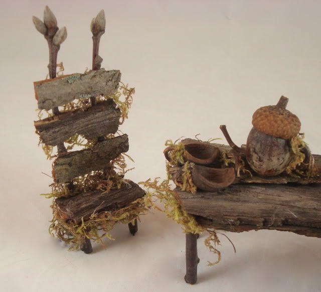 Fairy Furniture - MISCELLANEOUS TOPICS