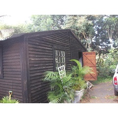 Wendy House 6m x 6m - with Stilts and steps for R15,000.00