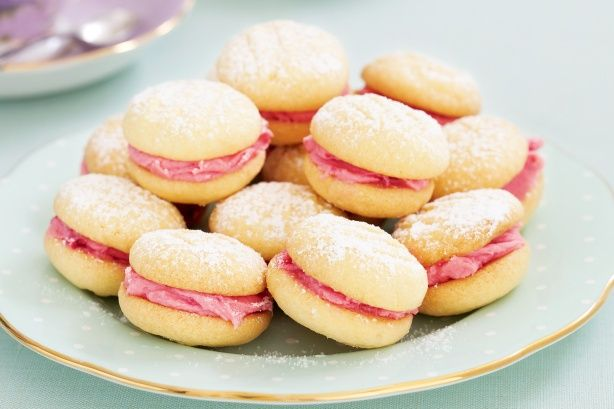Australia's Biggest Morning Tea to raise money for cancer research is on today and we think these biscuits would be a welcome part of the spread.
