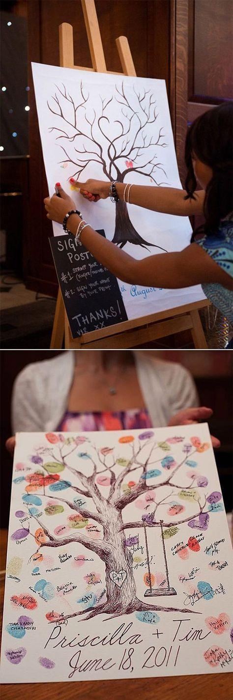O quadro de assinaturas para casamento é um rito de passagem. Marca os votos de felicidade dos amigos ao casal nessa nova fase da vida