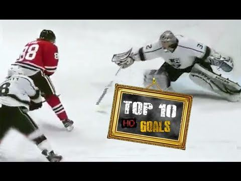 Patrick Kane Top 10 Goals | HD |, not bad but with Kaner, you have so many amazing goals to pick from and even better than, the shoot-out goals at 1 & 2.