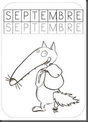 Les mois du Loup