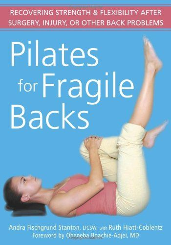 This might be a good read after suffering a back injury: Pilates for Fragile Backs: Recovering Strength and Flexibility After Surgery, Injury, or Other Back Problems by Oheneba Boachie-Adjei