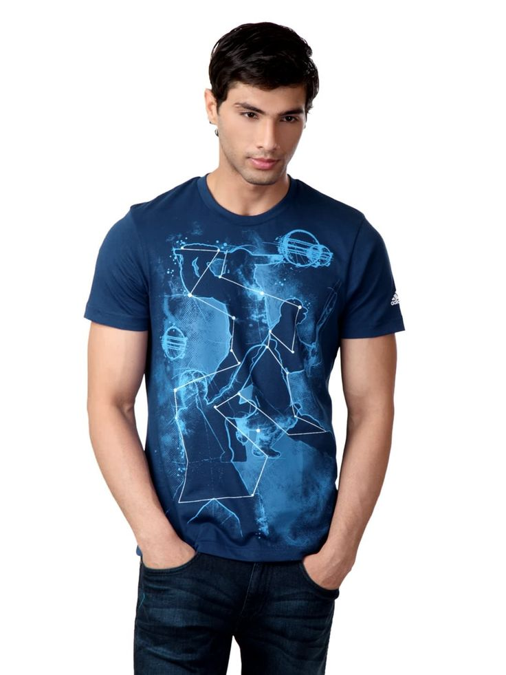 mens-T-Shirt-blue