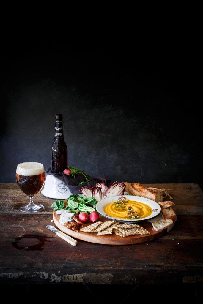 Hummus de boniato - Because blog