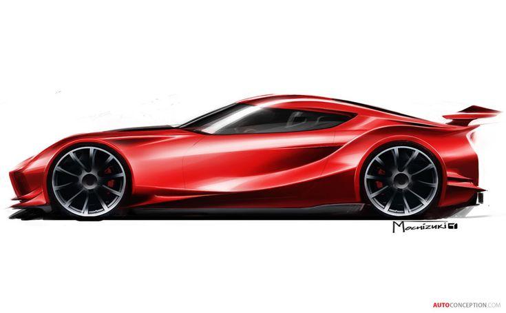 FT-1 Concept to Mark Beginning of 'Design Revolution' at Toyota
