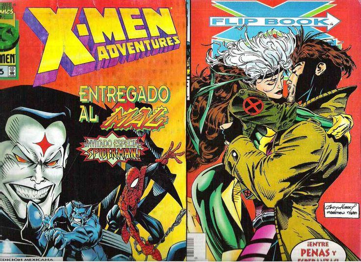 Xmen comics of the 90's