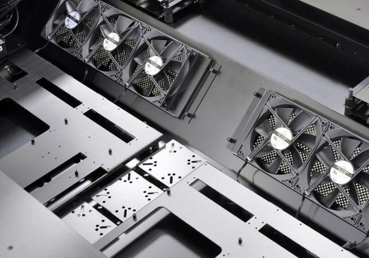 Lian Li's new DK-05 standing desk PC case will set you back $2100
