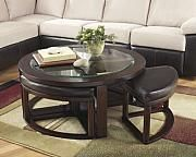 Marion - Cocktail TBL w/4 Stools (5/CN) $447