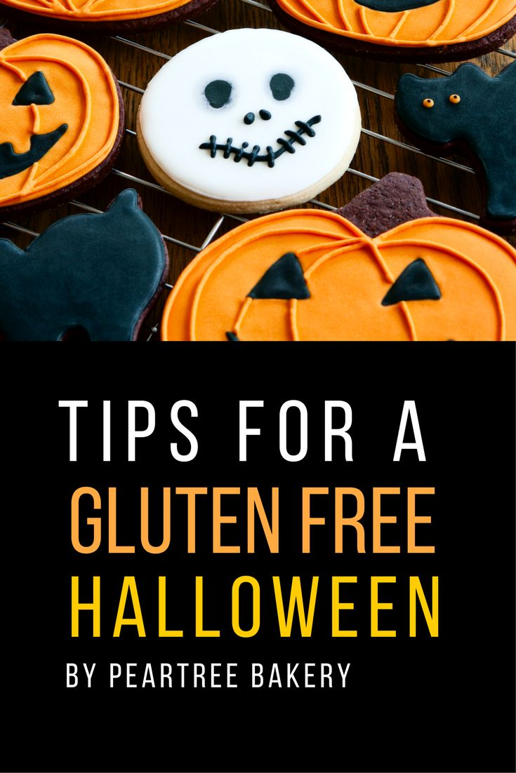 As a Peartree Bakery customer, you understanding the benefits of gluten-free foods, but how do you handle this issue on Halloween, a holiday where candy and other snacks are usually consumed without much concern for nutrition let alone intolerances or sensitivities? Fortunately, there are many gluten-free candies and other treats that you and your kids can enjoy.  Click to read our tips for a gluten free halloween!