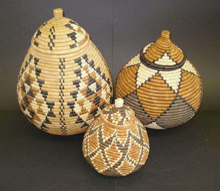 Basket Zulu