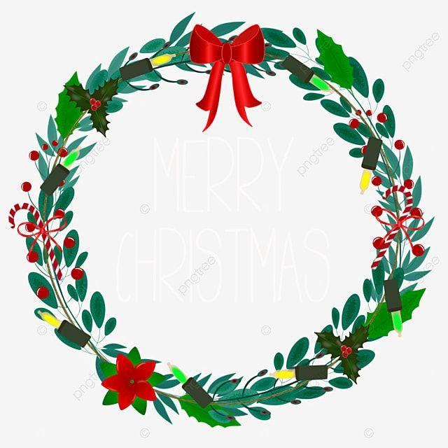 Merry Christmas Wreath Wreath Clipart Christmas Decoration Wreath Png Transparent Clipart Image And Psd File For Free Download Merry Christmas Card Greetings Merry Christmas Card Design Merry Christmas Card