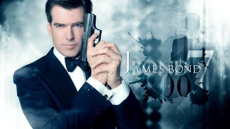 Hollywood  Full Movie 2017 | James Bond | Pierce Brosnan