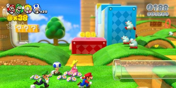 In this puzzle game, the player must create a path for the Mini Mario so that it may reach each level's goal. This is accomplished by placing continuously generated tile blocks onto the playing field with the 3DS stylus. http://downloadgamestorrents.com/nintendo-3ds/mario-donkey-kong-minis-on-the-move-nintendo3ds.html - free download