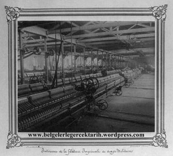 Osmanli askeri üniforma fabrikasi 4