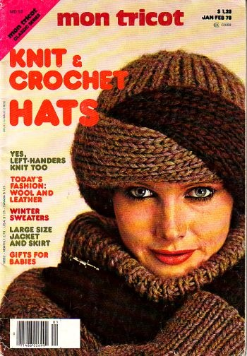 Knitting And Crochet Magazine : Images about mon tricot knit and crochet magazines