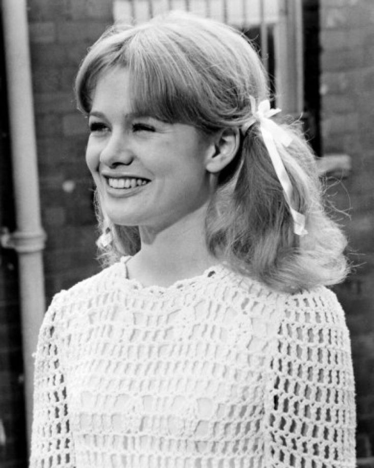 "Judy Geeson in ""To Sir With Love"""