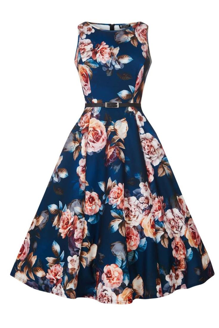 Gorgeous floral dresses for autumn (4) - Fashionetter
