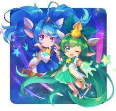 star guardian lulu&poppy
