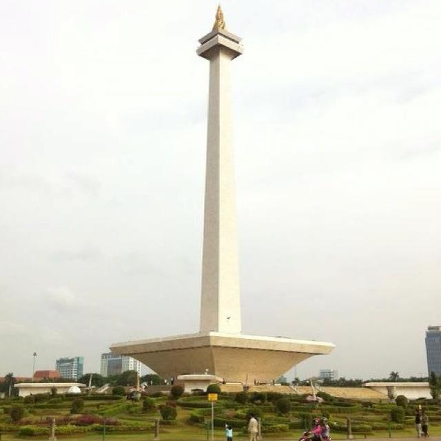 Jakarta, Indonesia  #monas #jakarta @kakday