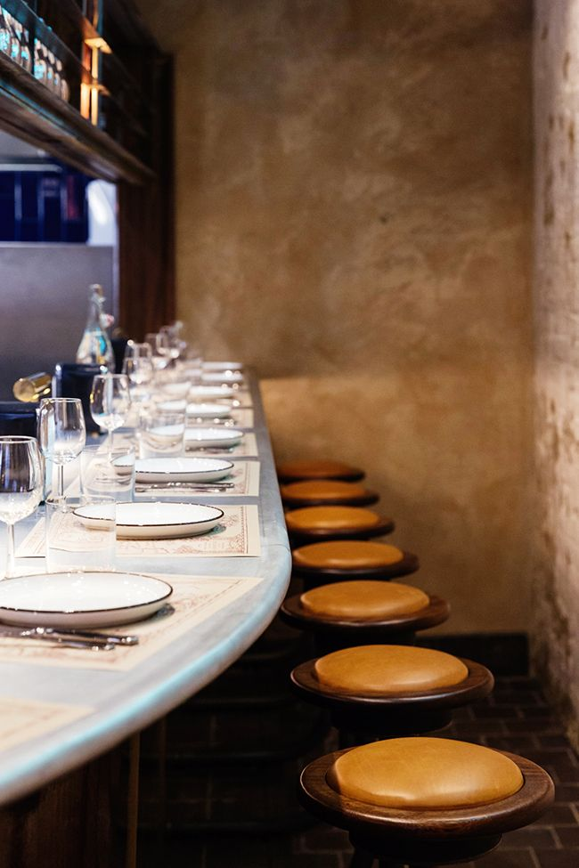 The Barbary offers no reservations, so unlike The Palomar, where you might have you wait weeks for a table in its tiny space, here you're left to drop in and wait for a seat at the bar – well worth it if you ask us.