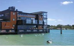 The Boat House Restaurant, Noosa
