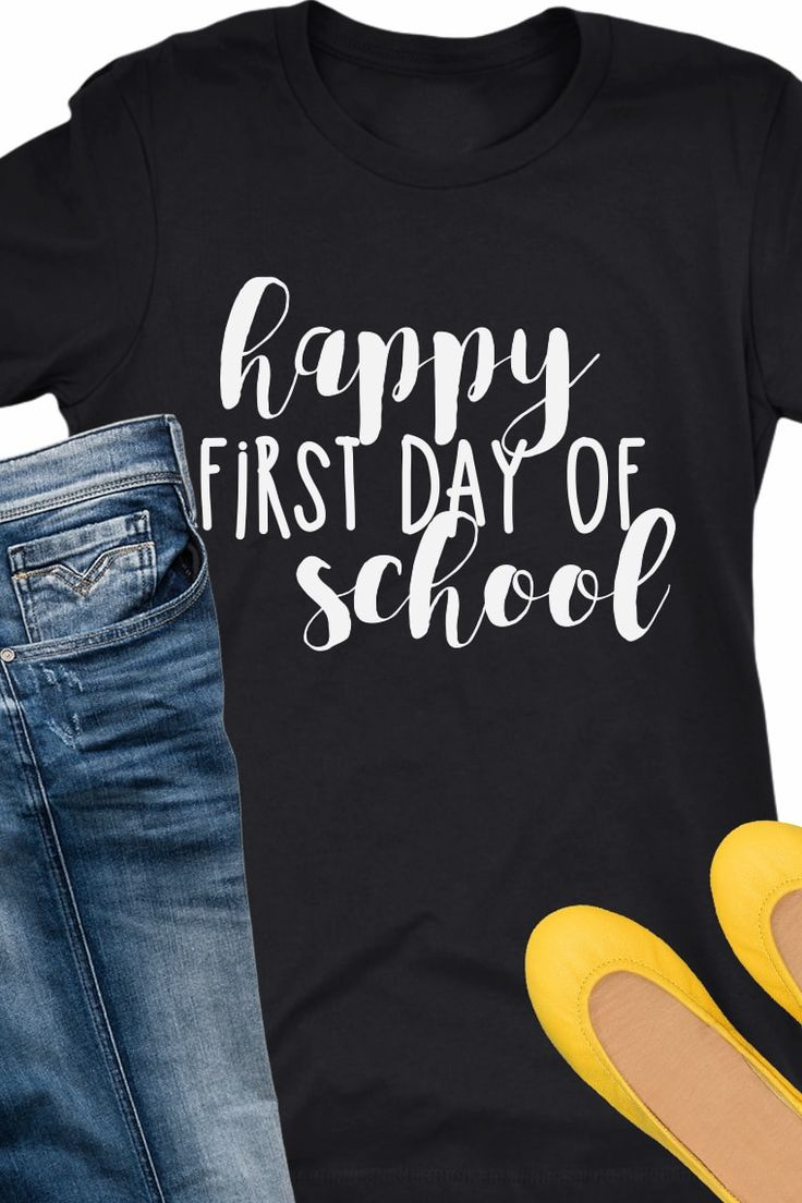 T shirt design ideas for schools - Happy First Day Of School Chalk Women S T Shirt Navy