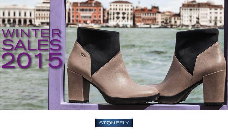 La collezione Stonefly Second Skin™ vi affascina? Da oggi l'incredibile leggerezza e la morbidezza avvolgente degli #stivaletti Oxy2 possono essere vostre da 77,90€! #boots #ankleboots #stonefly >> http://www.stonefly.it/it/2/collezione/donna/331/103538-m85-oxy-2.html