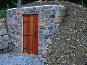 beautiful root cellar by colorcrazy