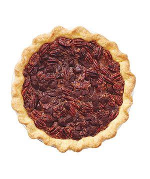Chocolate-Whiskey Pecan Pie.