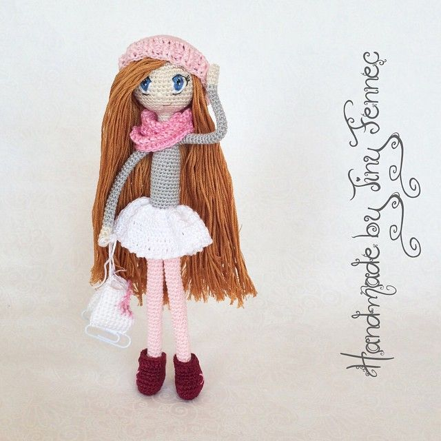 Amigurumi Doll Skirt : 1000+ images about Amigurumi-Munecas Mint Bunny y ...