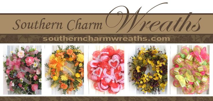 .: Wreaths Deco Mesh, Southern Charms, Southerncharmwreaths Com, Deco Mesh Garland, Charms Wreaths, Flowers Wreaths, Holidays Deco, Deco Mesh Wreaths, Add Deco