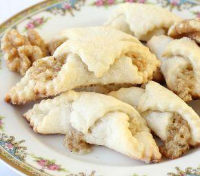 Traditional Hungarian Walnut Roll