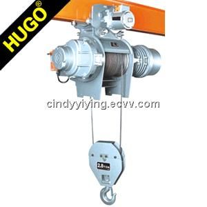 3T Specifications rope hoist (HKDS0302) - China hoist 3 t rope hoist, yiying,hugong
