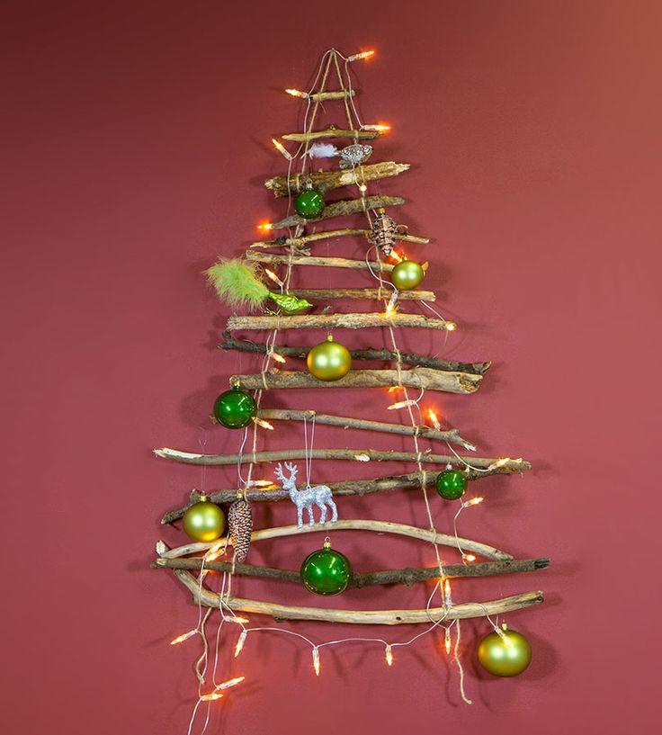 Be Modern: Kreative Weihnachtsbaum Alternativen
