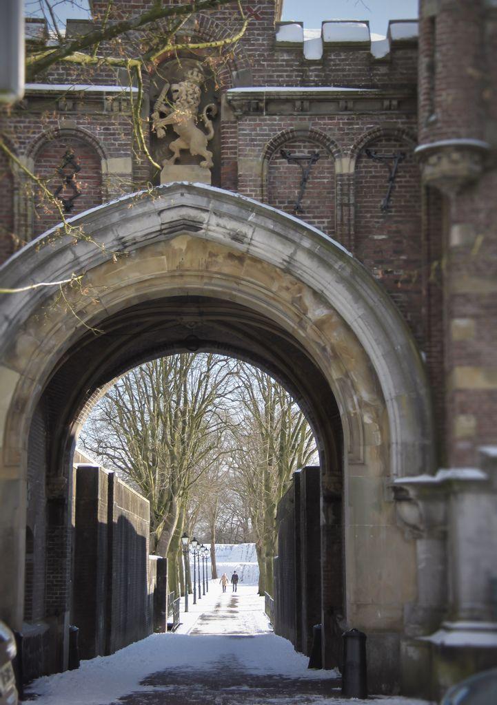 Utrechtse Poort, Vesting, Naarden.