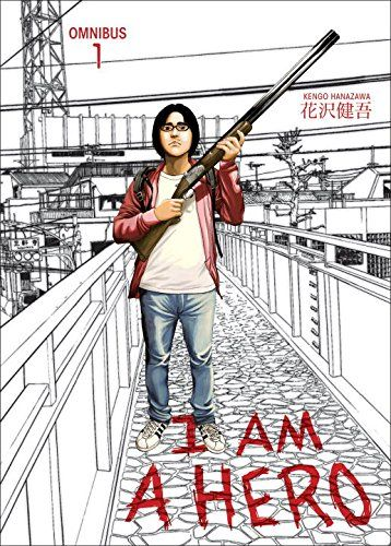 I am a Hero Omnibus Volume 1: Kengo Hanzawa: 9781616559205: Amazon.com: Books