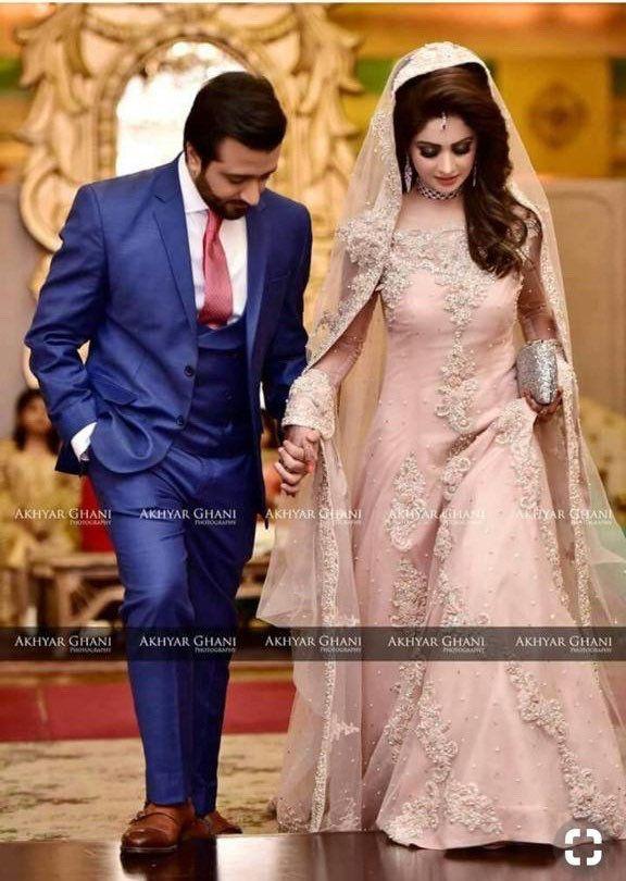 Pakistani Bridal Maxi Dress Long Pink Gown Bridal Dress Etsy In 2021 Bridal Maxi Dress Bridal Dresses Pakistan Pakistani Bridal Dresses