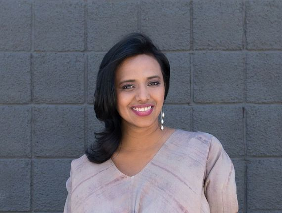 Google vet launches app Candid for anonymous sharing that puts trolls in their place     - CNET  Candid CEO and cofounder Bindu Reddy                                               Candid                                           Candid an anonymous sharing app aiming for frank debate launched Thursday by a vet of Google Bindu Reddy.   Reddy Candids CEO and a former head of product for Googles social apps said she embarked to create Candid after she felt unable to share unfiltered opinions on…