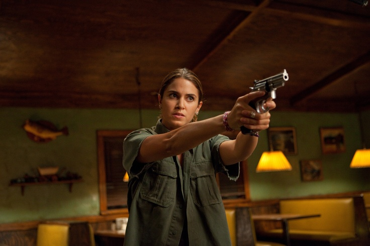 "Nikki Reed is ""Kara"" in 'Catch.44' - http://numet.ro/catch44"