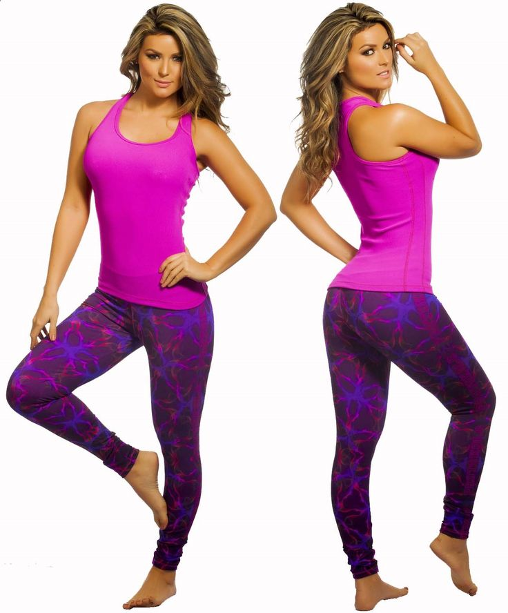 These might be the most beautiful capri pants you will get to ever wear anywhere. www.ronitaylorfit.com  Fitness Motivation, Workout Clothes Make sure to check out my fitness tips and sexy women's athletic clothing at www.ronitaylorfit.com/