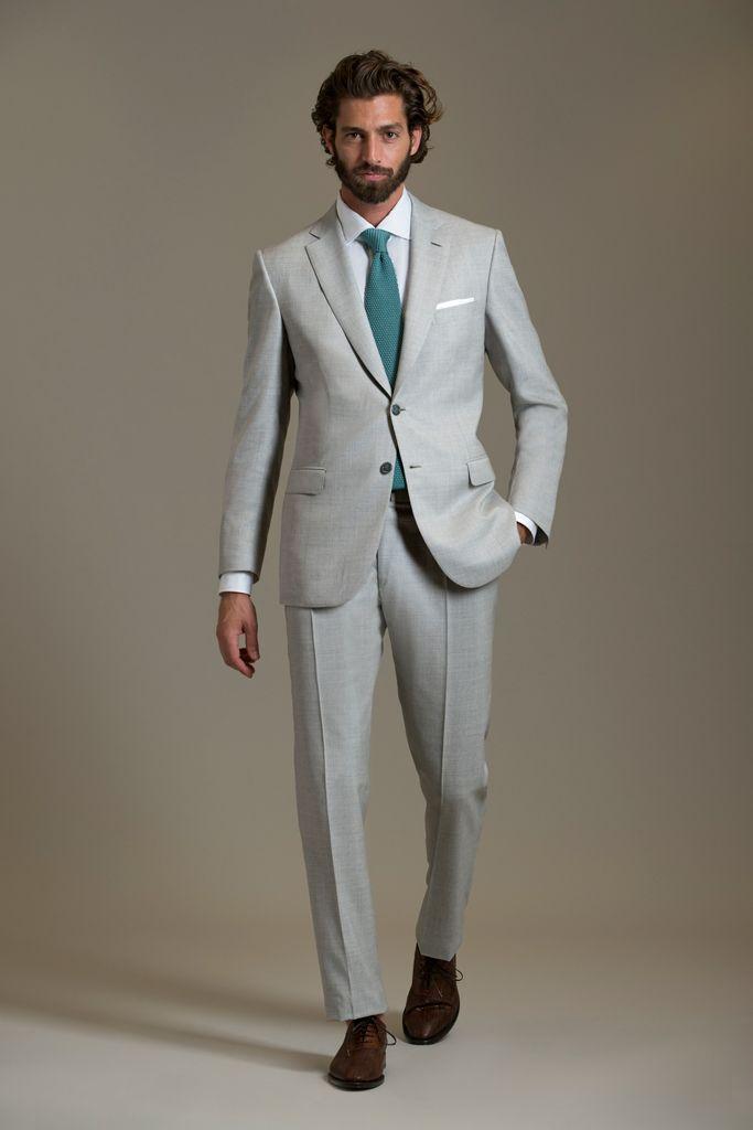 17 Best ideas about Light Grey Suits on Pinterest | Men's grey ...