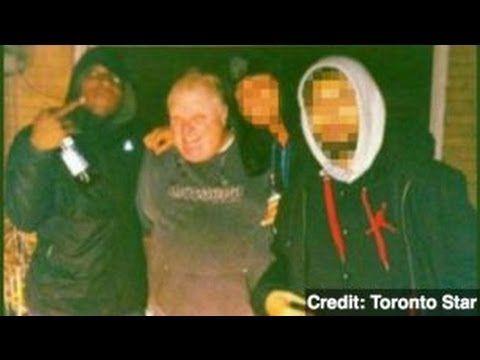 Toronto Mayor Fights Crack-Smoking Video Accusations #robfordtoronto