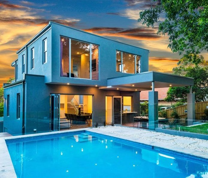Modern Box House Design: 448 Best Images About MODERN HOME DESIGN On Pinterest