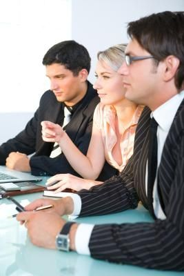 Non-Profit Executive Director Vs. Board Members Responsibilities
